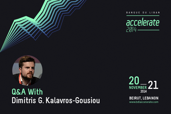 Q&A with Dimitris Kalavros-Gousiou
