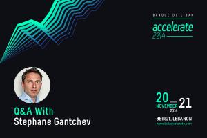 Q&A with Stephane Gantchev